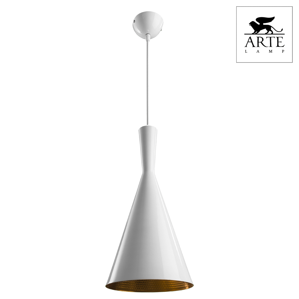 Светильник Arte Lamp A3408SP-1WH Cappello