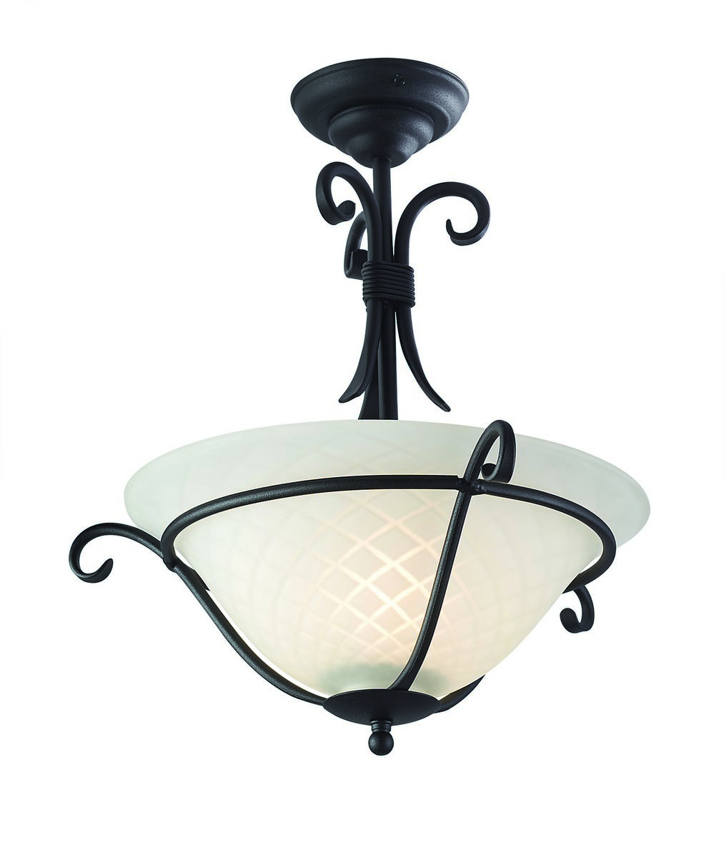 Светильник Elstead Lighting TCH/SF BLK Torchiere