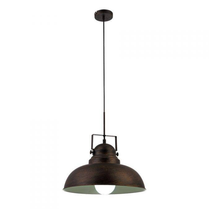 Ретро светильник Arte Lamp A5213SP-1BR Martin