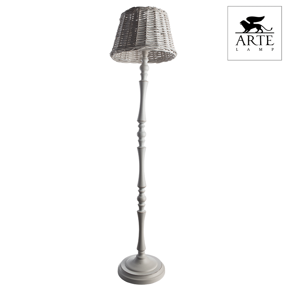 Светильник Arte Lamp A3400PN-1WH Villaggio