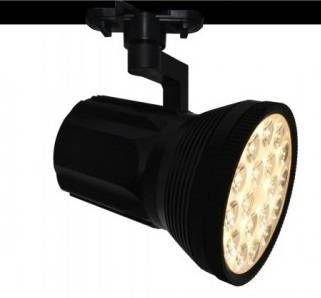 Светильник Arte Lamp A6118PL-1BK Track-lights