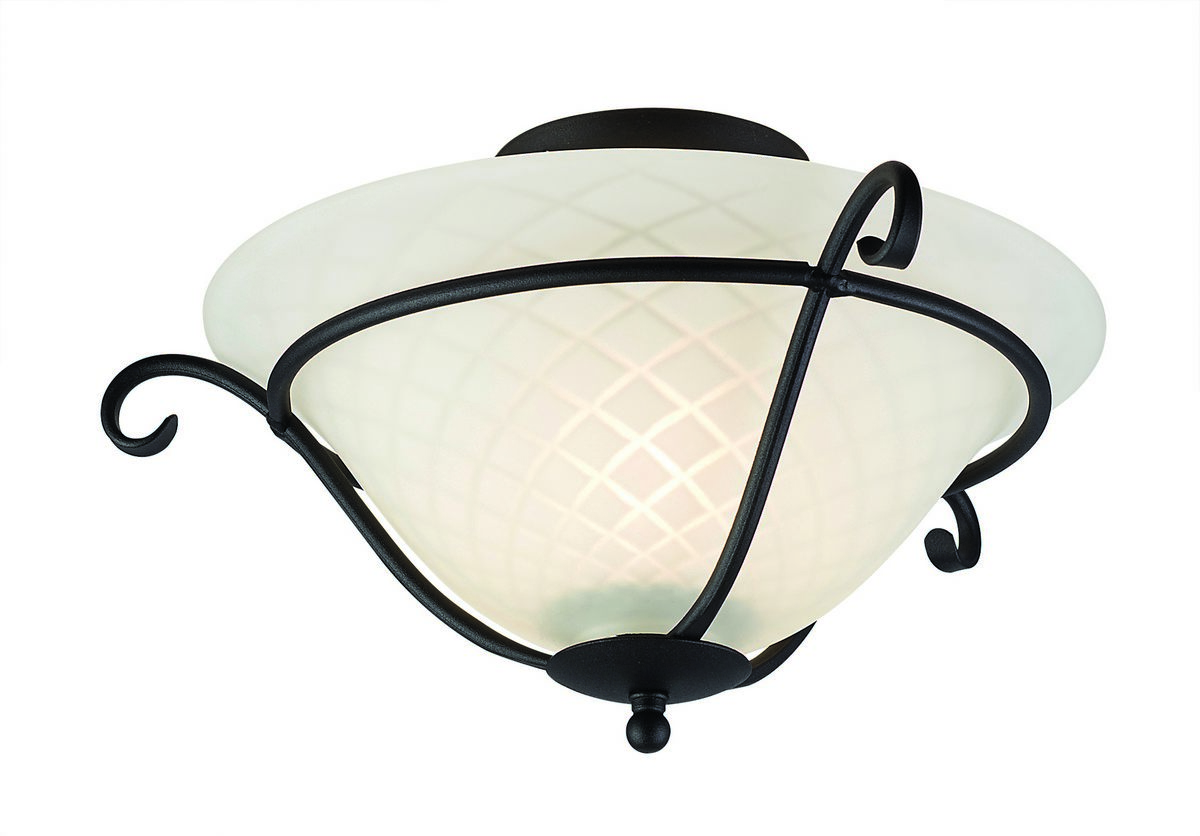 Светильник Elstead Lighting TCH/F BLK Torchiere