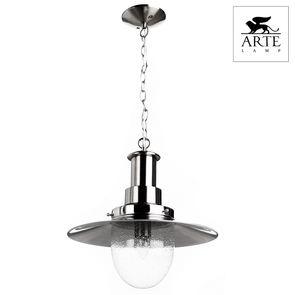 Светильник Arte Lamp A5540SP-1SS Fisherman