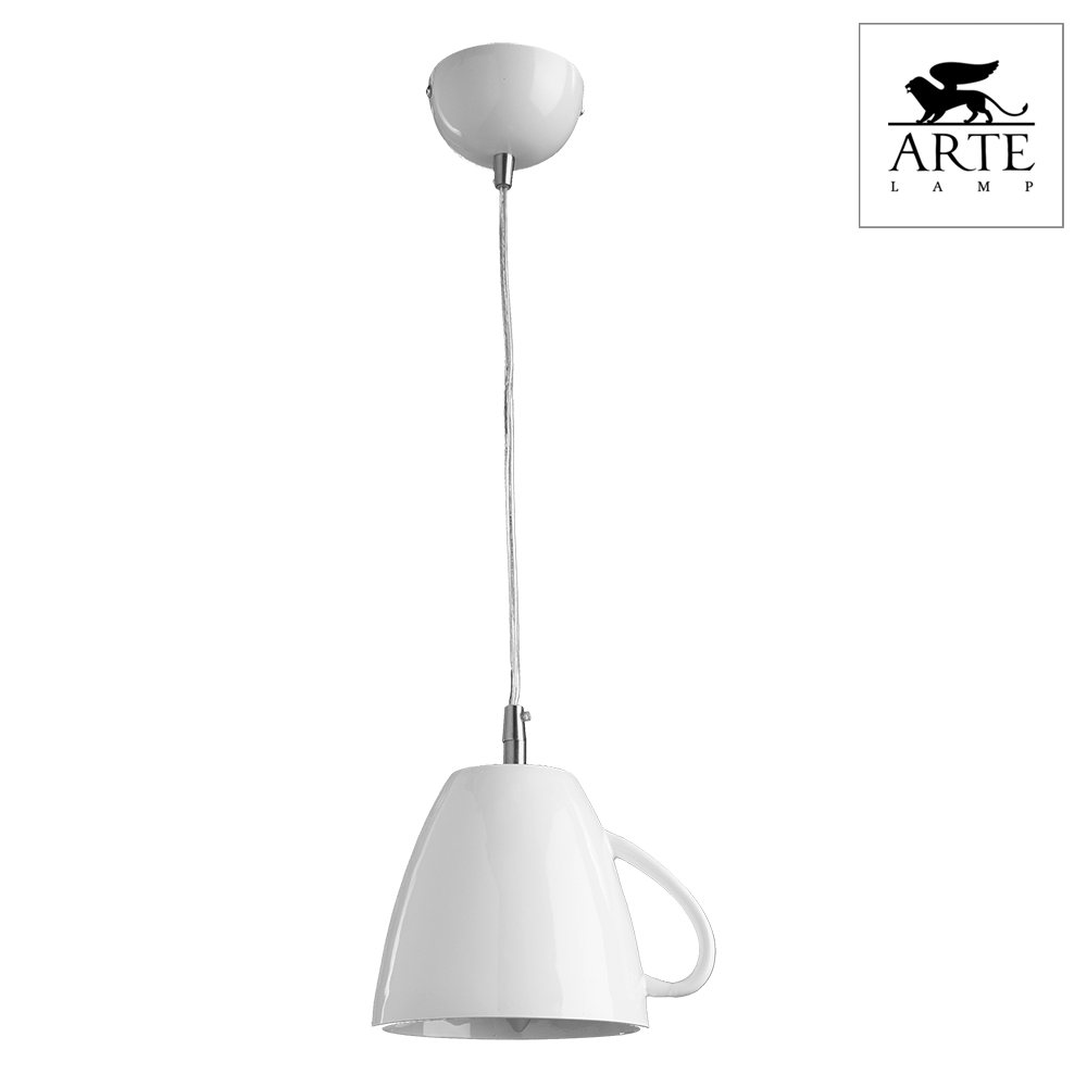 Светильник Arte Lamp A6605SP-1WH Cafeteria