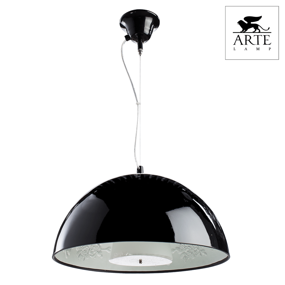 Светильник Arte Lamp A4175SP-1BK Dome