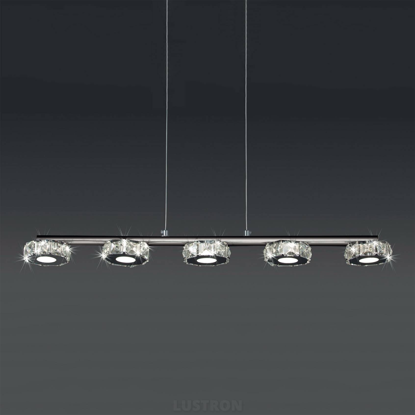 Светильник Mantra Crystal Led 4579 Crystal-led