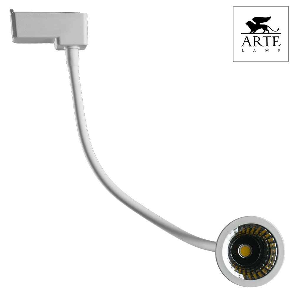 Светильник Arte Lamp A4107PL-1WH Track-lights