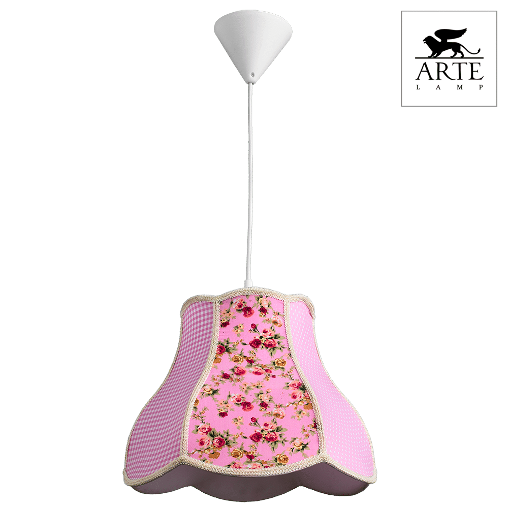 Светильник Arte Lamp A9222SP-1WH Provence