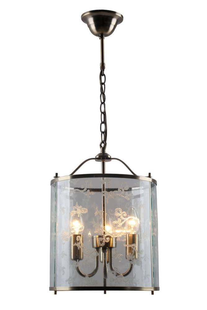 Светильник Arte Lamp A8286SP-3AB Bruno