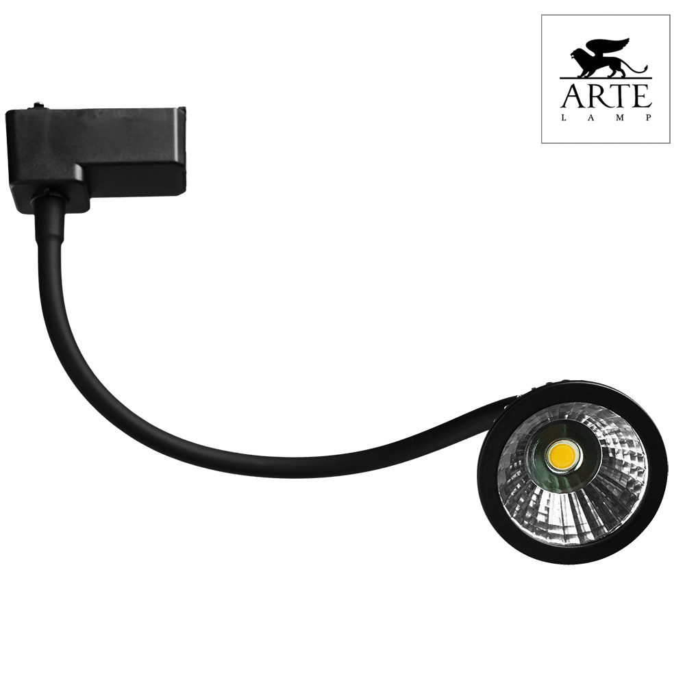Светильник Arte Lamp A4107PL-1BK Track-lights